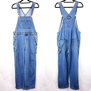 Gap 90's Vintage Bib Denim Jean Overall Pants